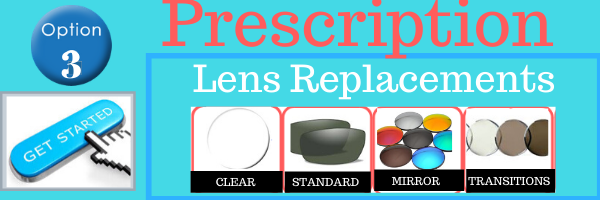 prescription lens replacement