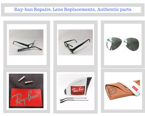 Scroll To The Bottom Click The Ray Ban Get Started Service Icon