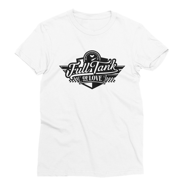 Full Tank of Love - Women's Short Sleeve T-Shirt