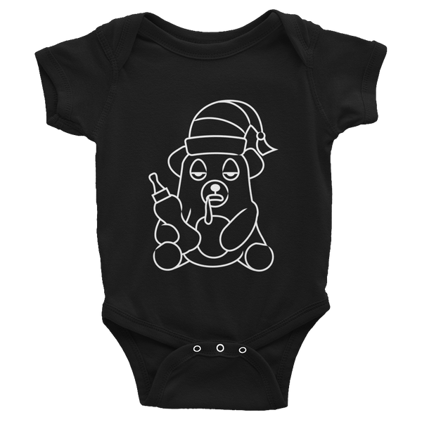 Bearly Napped - Infant Bodysuit