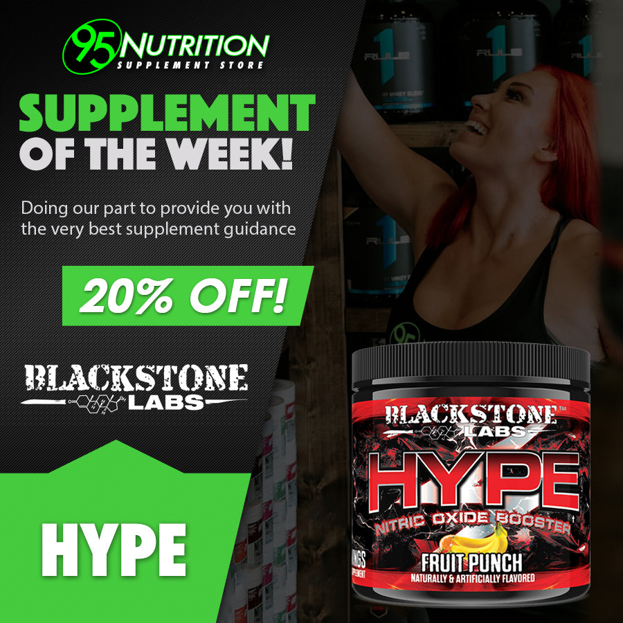 Supplement of the Week: Blackstone Labs HYPE