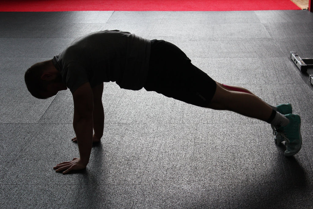 Paul's Monday Workout: Burpee 2.0