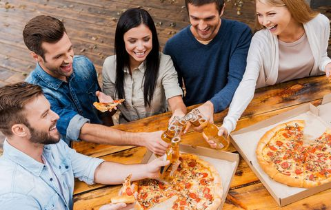 Your social life doesn't have to stop while on a diet