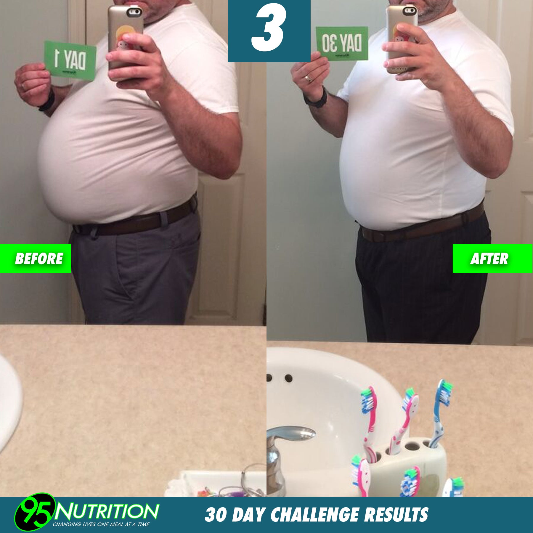 weight loss results 1