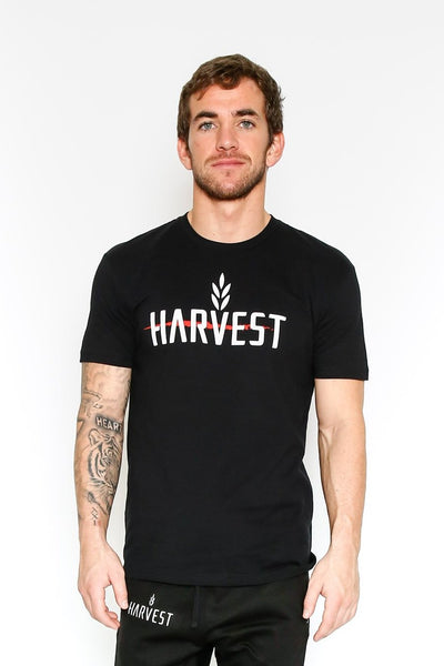 Black Harvest Crowned Tee