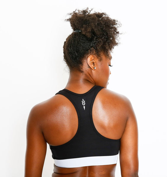 Black Harvest Classic Sports Bra