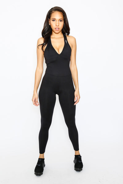 Black Harvest Sport Back Bodysuit