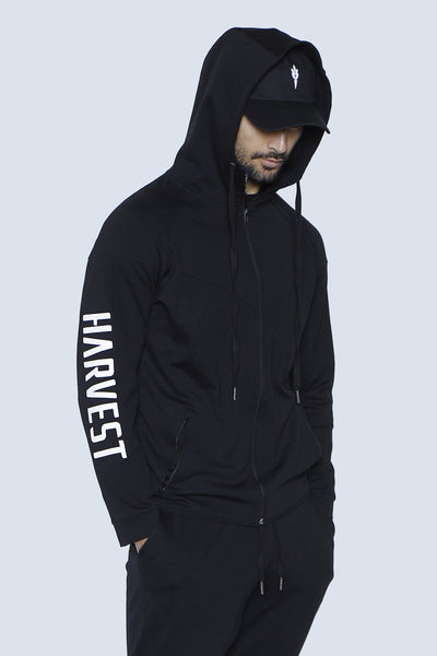 The Harvest Zip-Up Jacket Side