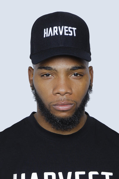 The Harvest Flex Fit Ball Cap Front