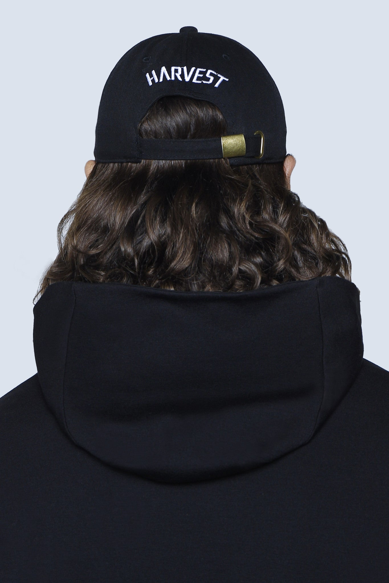 The Harvest Dad Hat Back