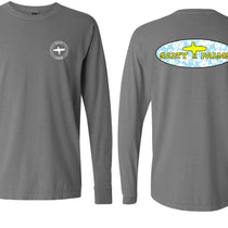 "Salty Palms ""Salt Rider"" Long sleeve cotton T-shirt"