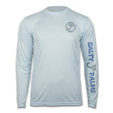 Salty Palms SPF Dri Fit Shirt Long Sleeve Marlin