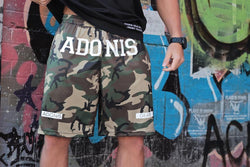 Hamma (Camo) Shorts - Be Activewearman