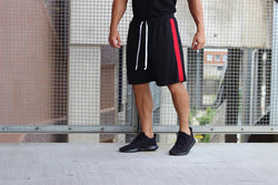 Rome (Red) Shorts - Be Activewearman