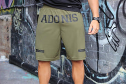 Hamma (Khaki) Shorts - Be Activewearman
