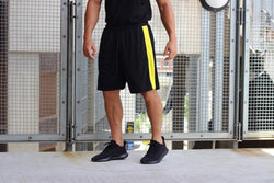 Rome (Yellow) Shorts - Be Activewearman