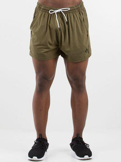 Arnie Shorts - Khaki - Be Activewearman