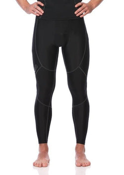 Mens Thermal Compression Bike Tights - Be Activewearman