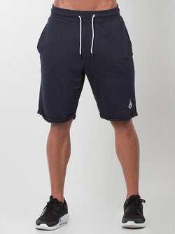 Cali Track Shorts Men - Navy - Be Activewearman