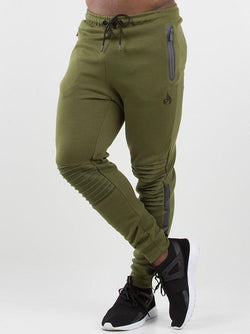 Carbon Track Pants Men - Khaki - Be Activewearman