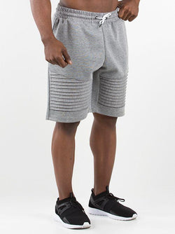 Carbon Track Shorts Men - Grey - Be Activewearman