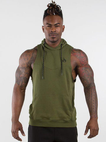 Chase Sleeveless Hoodie - Be Activewearman