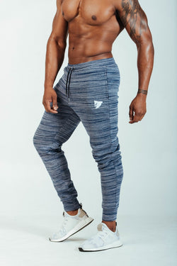 Sparta FLC Joggers - Blue (Limited Stock Small Only) - Be Activewearman