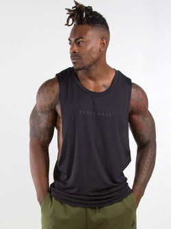 Outlaw Tank - Black - Be Activewearman