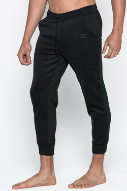 P30 BLK AKTIV Cropped Joggers  - Be Activewearman