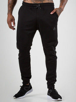 Power Track Pant - Black - Be Activewearman