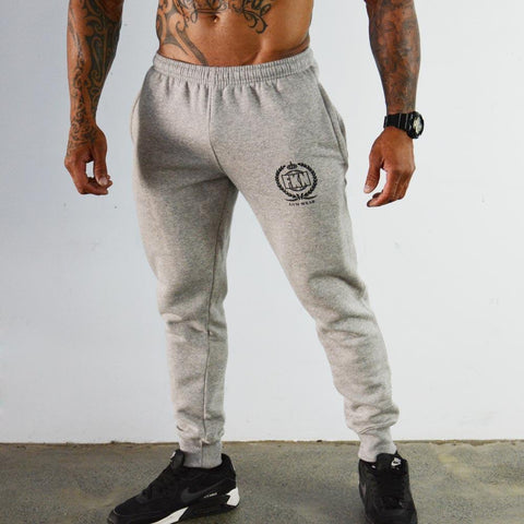Men's Quadfit Pant – Grey - Be Activewearman