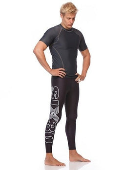 Bold Mens Compression Tights - Be Activewearman