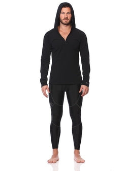 Mens Thermal Compression Tights - Be Activewearman