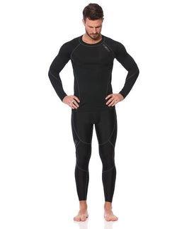 Mens Long Sleeve Compression Top - Be Activewearman