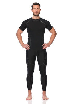 Mens Short Sleeve Compression Top - Be Activewearman