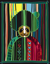 Load image into Gallery viewer, Afropanda 1992 Stripe Long Sleeve Graphic Tee