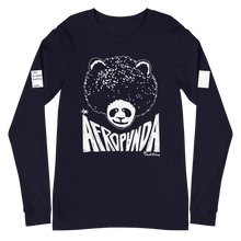 Load image into Gallery viewer, The Afropanda Long Sleeve Tee