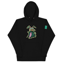 Load image into Gallery viewer, Bunny Cat Hoodie