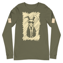Load image into Gallery viewer, The Proper Bunny Long Sleeve Graphic Tee