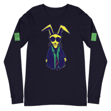 Load image into Gallery viewer, The Proper Bunny In Color Long Sleeve Tee