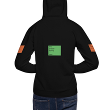 Load image into Gallery viewer, Afropanda 1992 Stripe Hoodie
