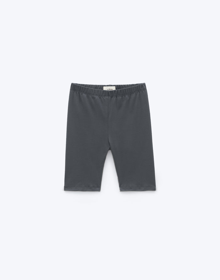 Essentials Biker Short - Magnet