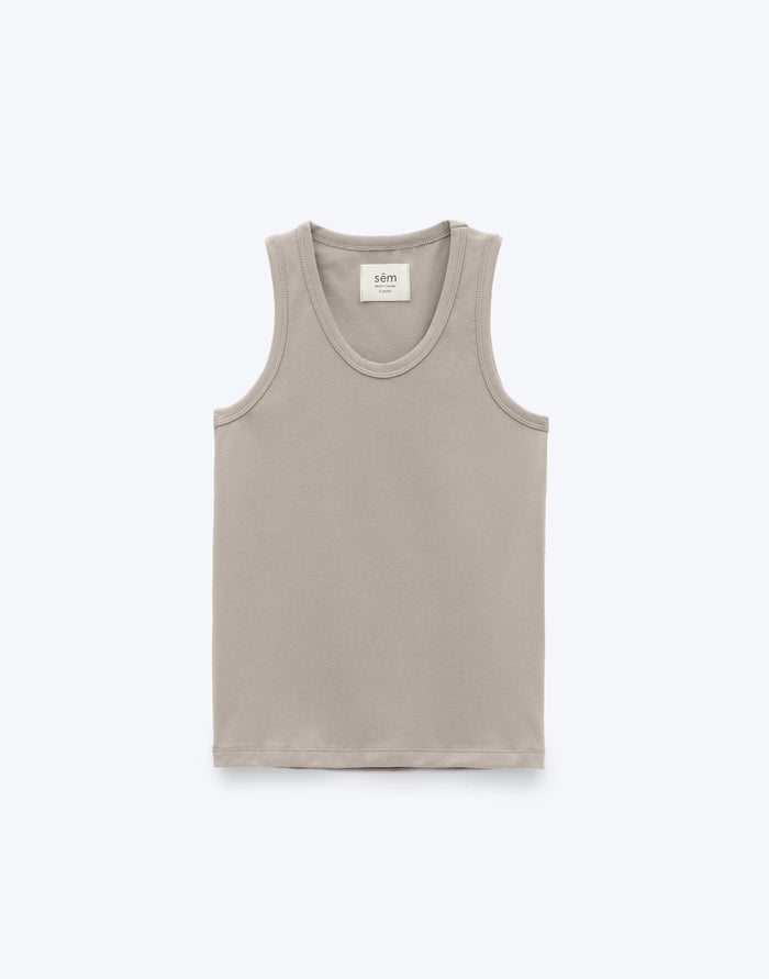 Essentials Racerback Tank - Summer Haze