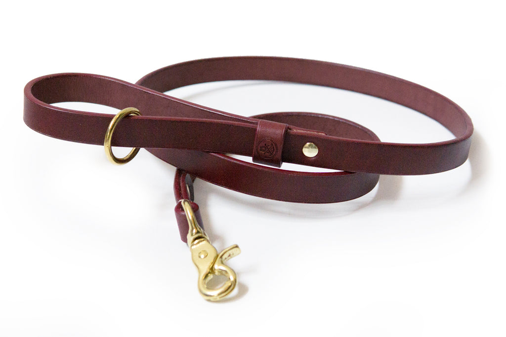 Kyoto Collection || Burgundy Leash