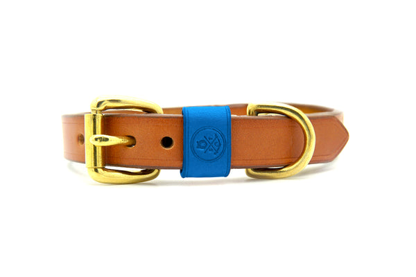Whisky Collection || Classic Collar Azure