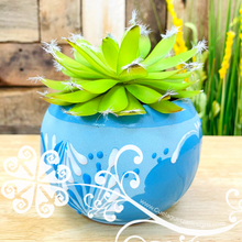 Small Clay Planter - Maceta Barro