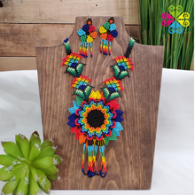 One of Kind Huichol Set