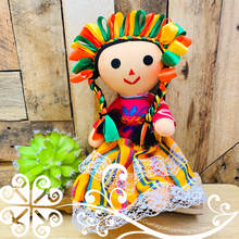 Large Mexican Otomi Doll