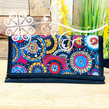Mandala Artisan Wallet and Crossover