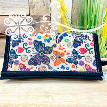 Butterfly Artisan Wallet and Crossover